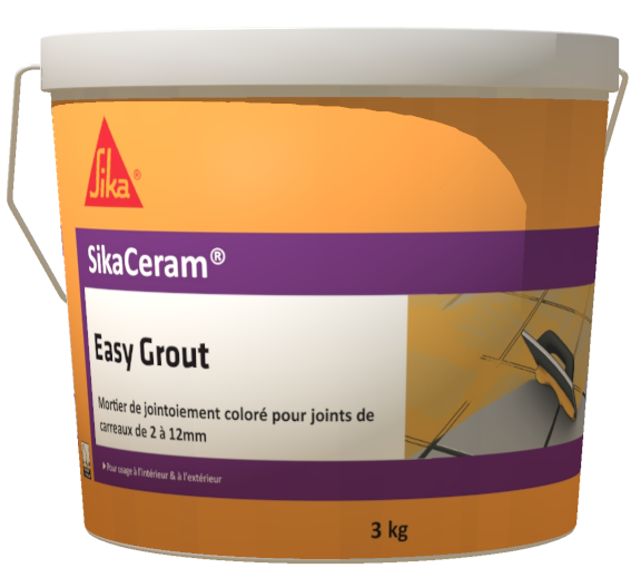 Sikaceram easygrout