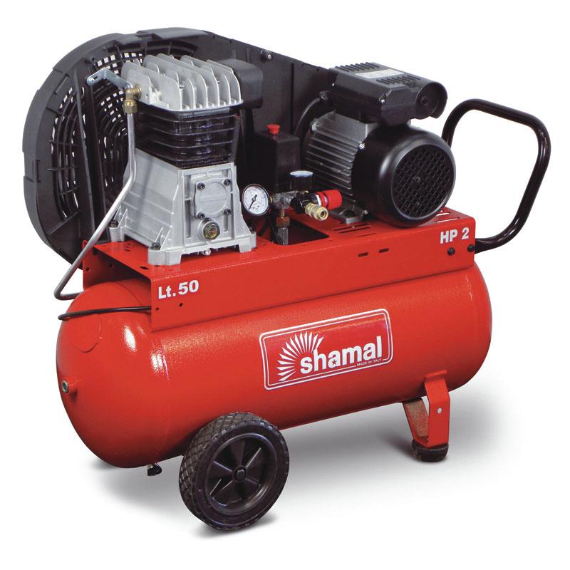 Compresseur 100l 220v shamal