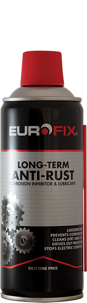 Pompe dégrippant spray 200ml eurofix