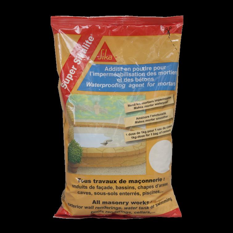 Super sikalite  en  kg (sac 25 kgs)