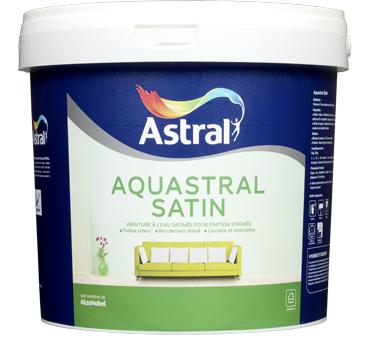 Aquastral satin